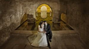 boda balneario novia