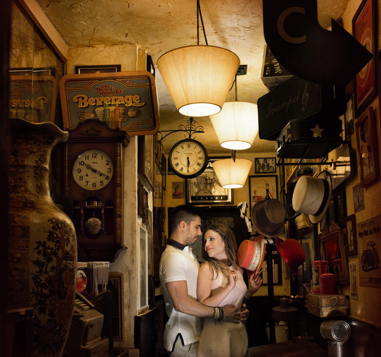 Pre-boda lámparas