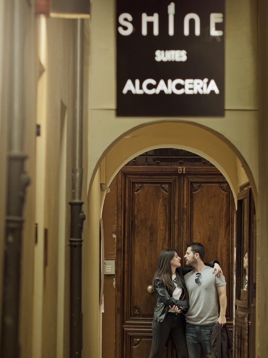 Fotografías pre-boda Alcaiceria