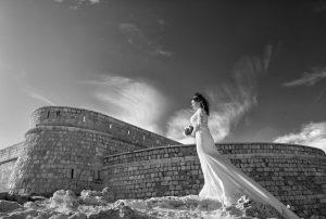 fotografías de boda batería de San Andrés
