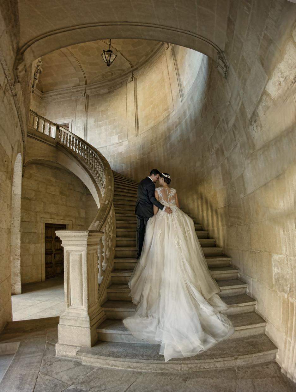 Post-boda Granada