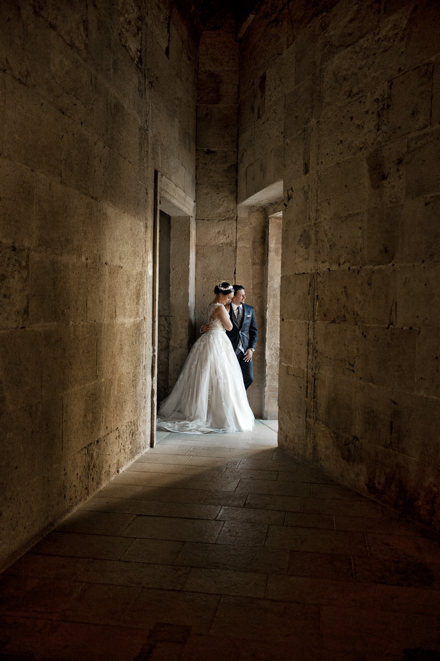 Post-boda Granada Alhambra