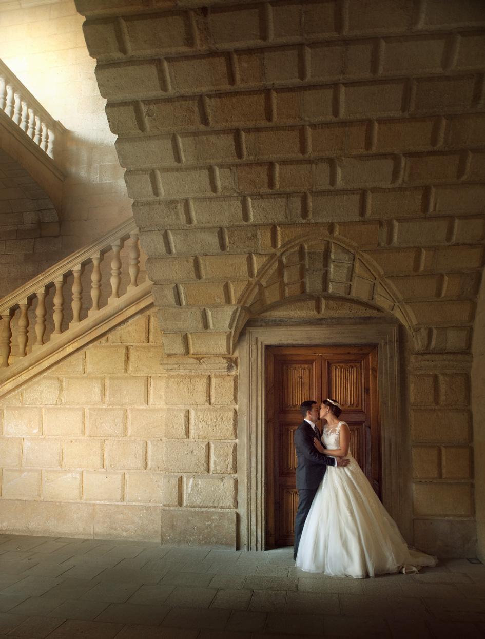 Post-boda Granada Carlos V